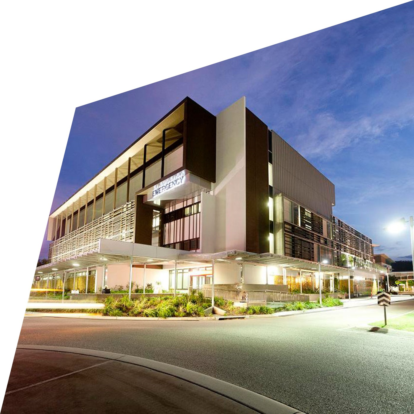 Townsville Hospital, QLD
