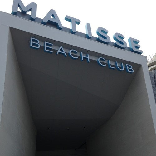 Matisse Beach Club Thumb