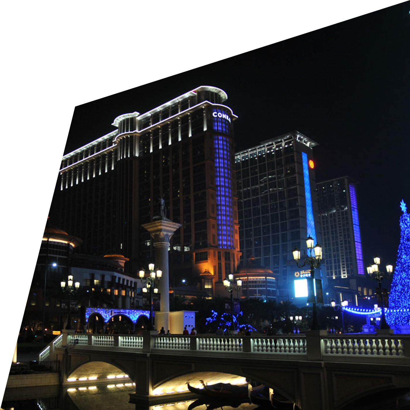 City of Dreams, MACAU